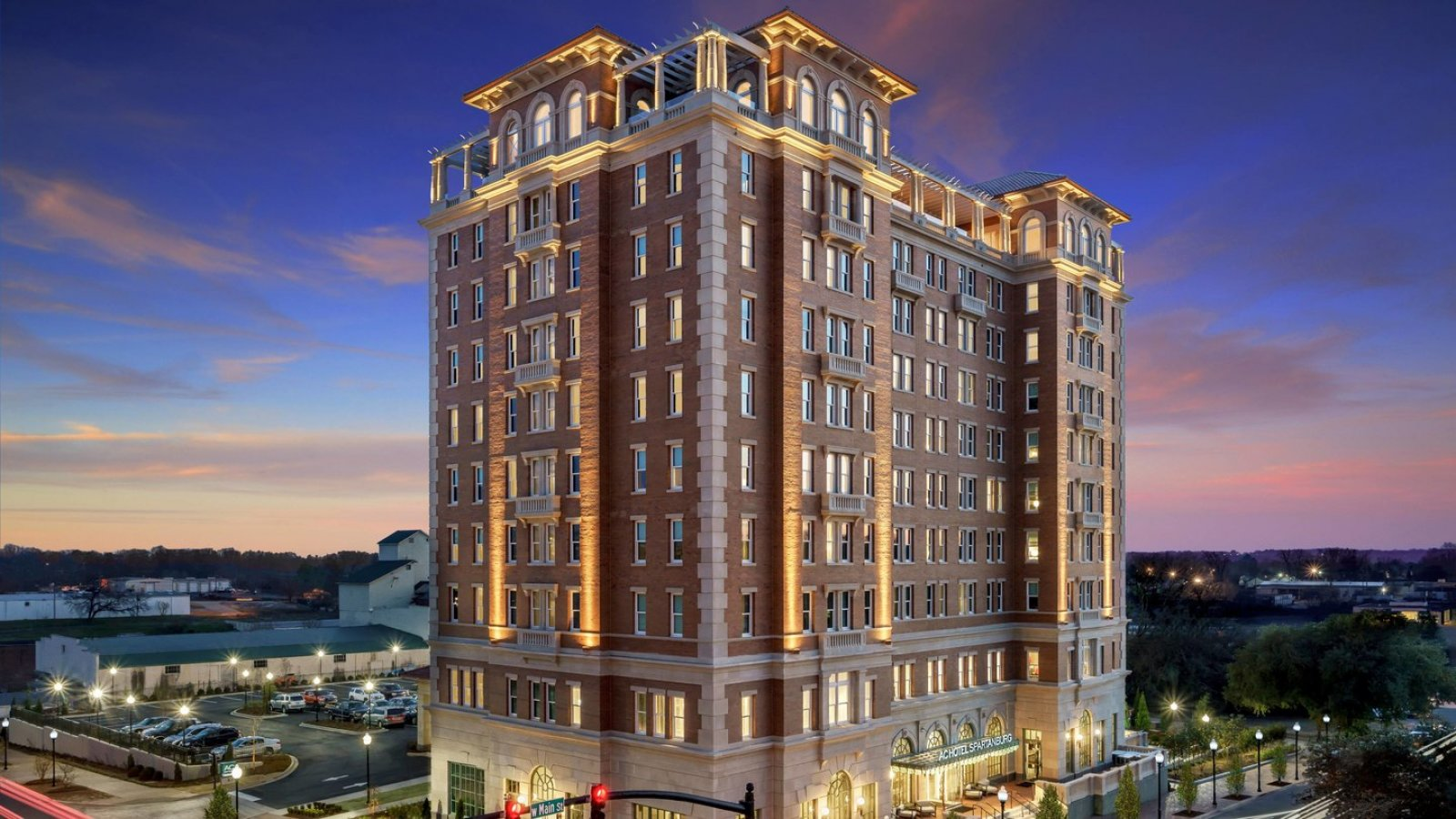 AC Hotel Spartanburg