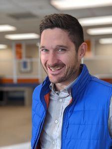 Headshot of Joseph Naylor
