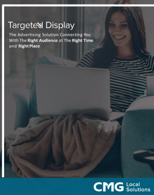 Targeted Display Helps You Reach Up to 96% of US Internet Users.
