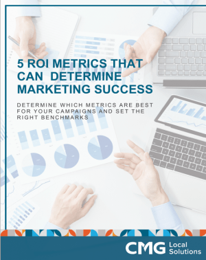 How can you measure the success (or lack thereof) of your various marketing efforts?