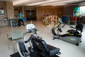 Acute Rehab Unit gym