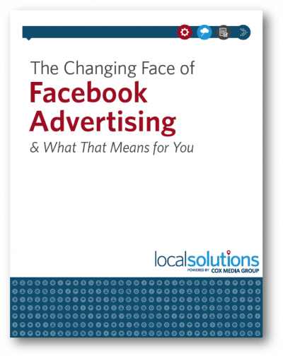 The changing face of Facebook advertising