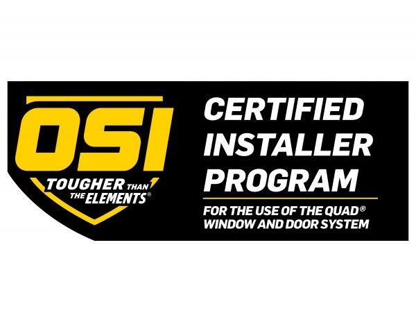 OSI Certified Installations