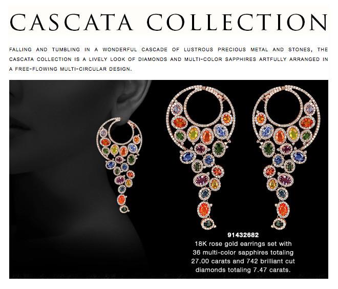 Cascata Collection