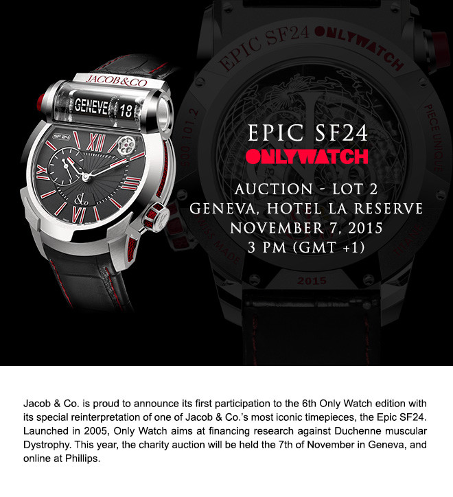 Epic SF24 Only Watch