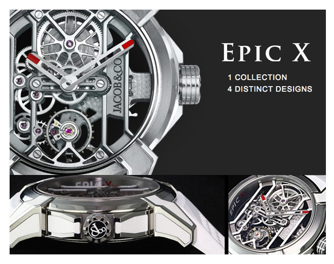 Explore the Epic X Collection