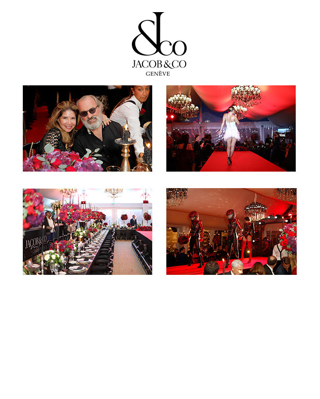 Jacob & Co. Dinner Cannes