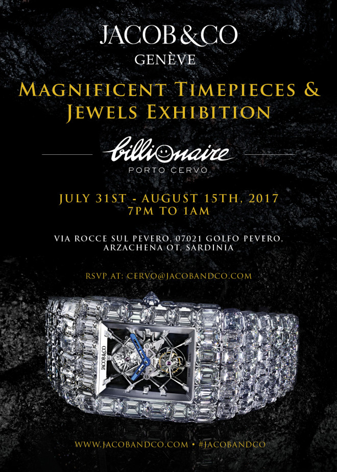 Magnificent Timepieces & Jewels Exhibition