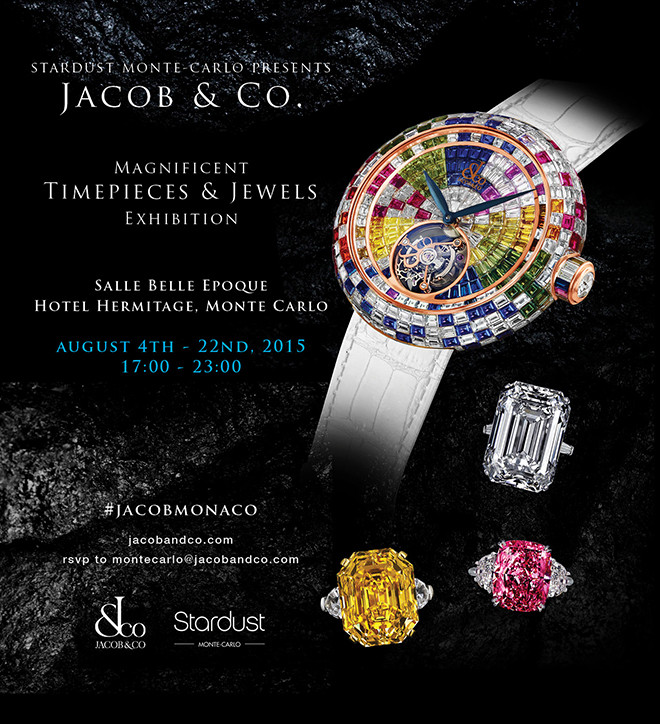 Magnificient Timepieces and Jewels Exhibition