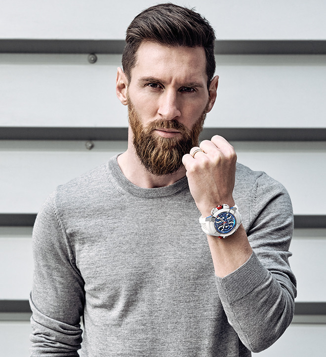 Jacob & Co Proudly Announce A Partnership with Messi