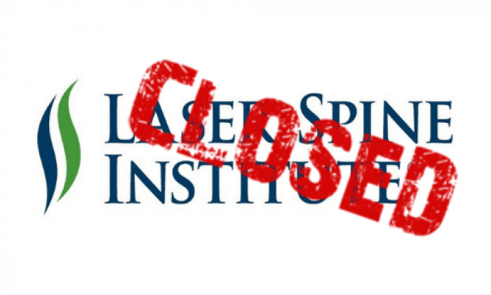 Image for What do I do if I had a Laser Spine Institute Appointment?