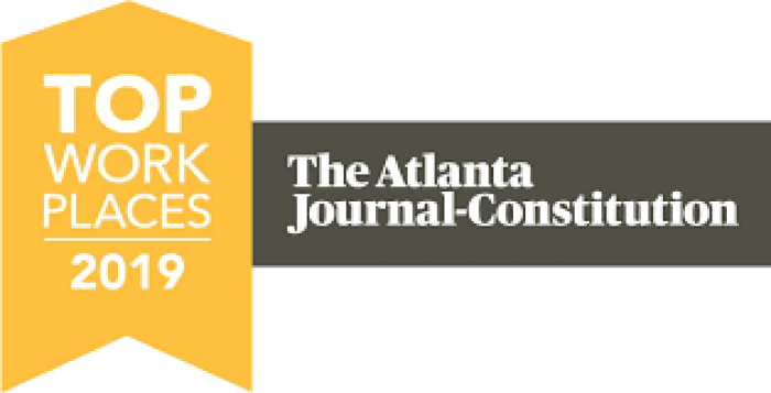 Image for AJC Top Workplace 2019