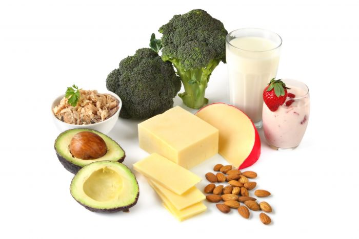 Image for How can diet help prevent osteoporosis?