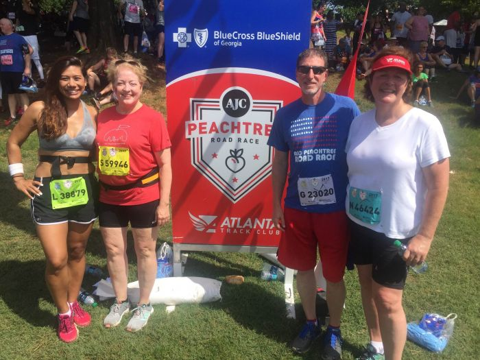 Image for 2017 Peachtree Road Race