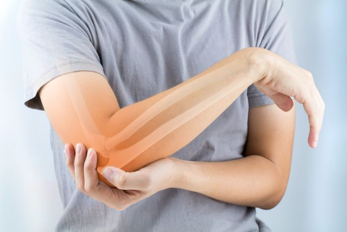 Image for How We Diagnose Your Elbow Pain