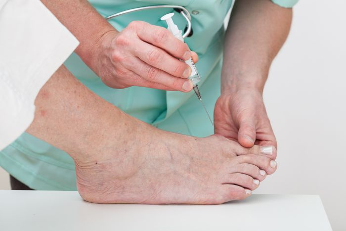 Image for Foot and Ankle Injections