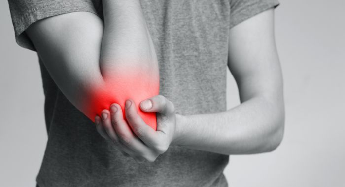 Image for What Causes Elbow Pain?