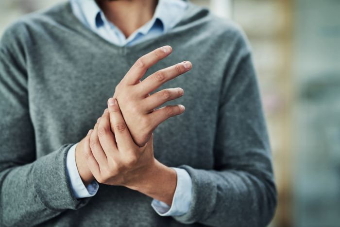 Image for What Causes Hand and Wrist Pain?
