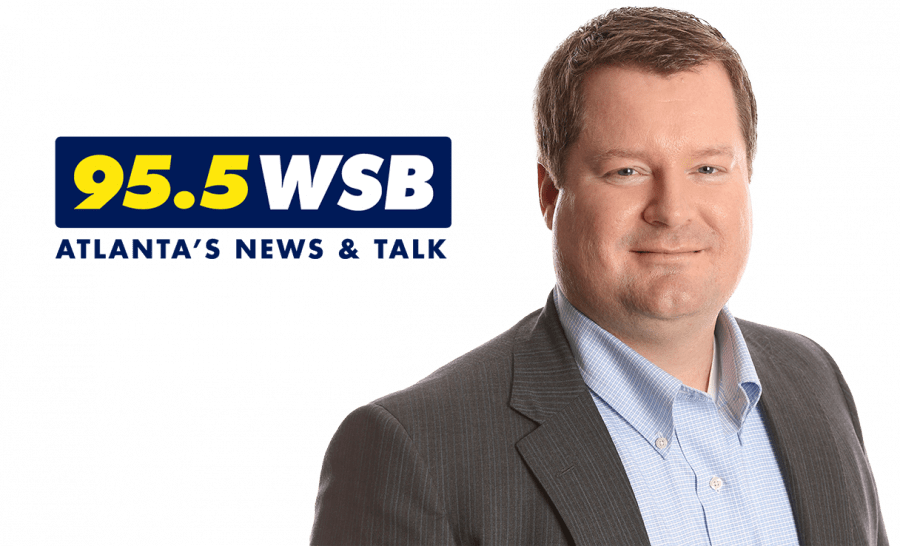 Erick Erickson from 95.5 WSB Atlanta's News and Talk image